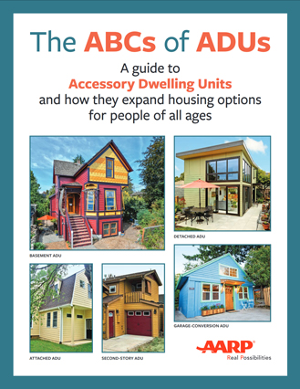 The ABCs of ADUs from AARP